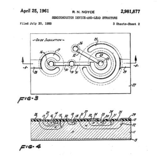 集成电路50年发展史:更快更小更低廉(图)