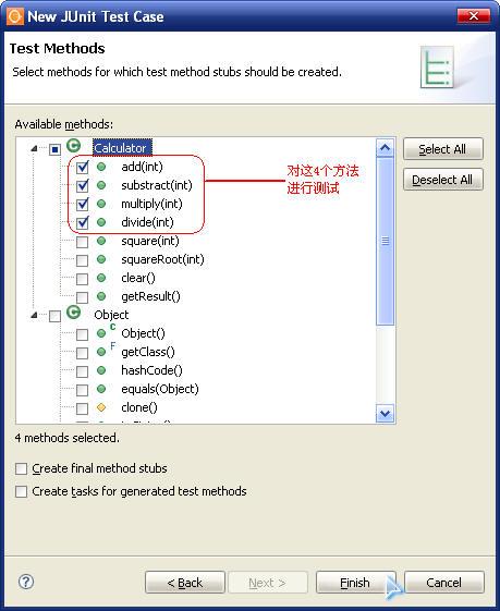 在Eclipse中使用JUnit4进行单元测试(初级篇)-蛋蛋- Monicas  fossa